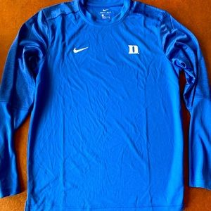Duke University Athletics DRI-FIT Long Sleeve